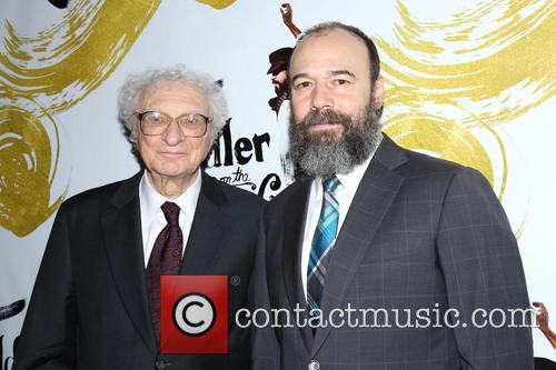 Sheldon Harnick and Danny Burstein 3