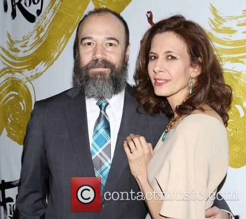 Danny Burstein and Jessica Hecht 9