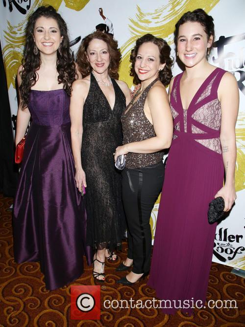 Tess Primack, Lori Wilner, Jennifer Zetlan and Sarah Parker 2