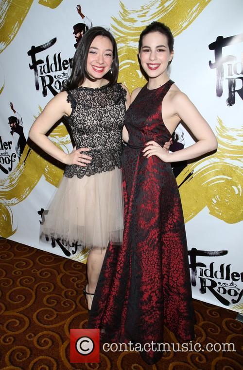 Julie Benko and Jenny Rose Baker 2