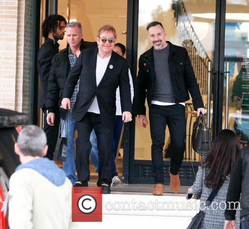 Elton John and David Furnish 6