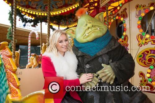 Denise Van Outen and Fungus The Bogeyman 7