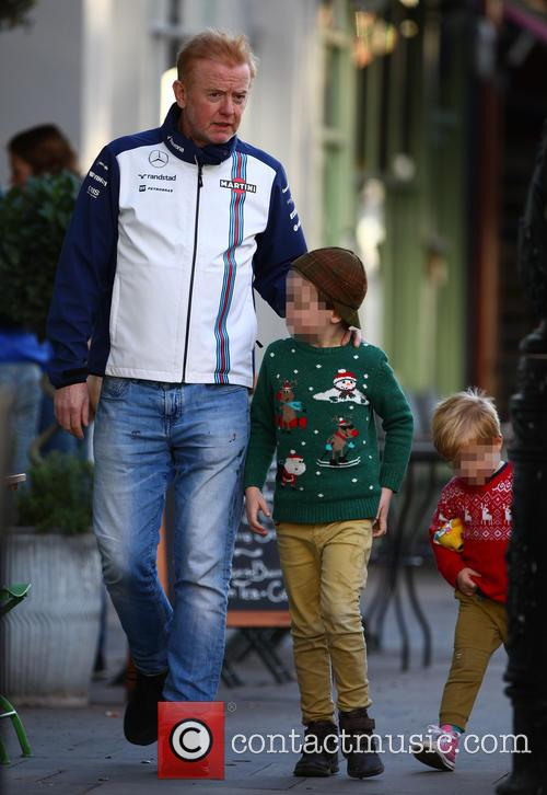 Chris Evans, Noah Evans and Eli Evans 5
