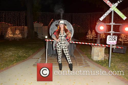Phoebe Price and Alicia Arden visit Candy Cane...