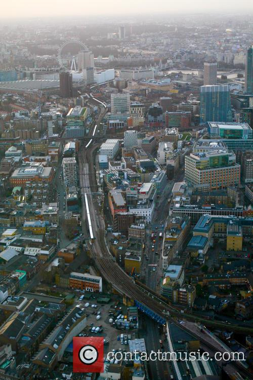 Atmosphere and Waterloo Station 3