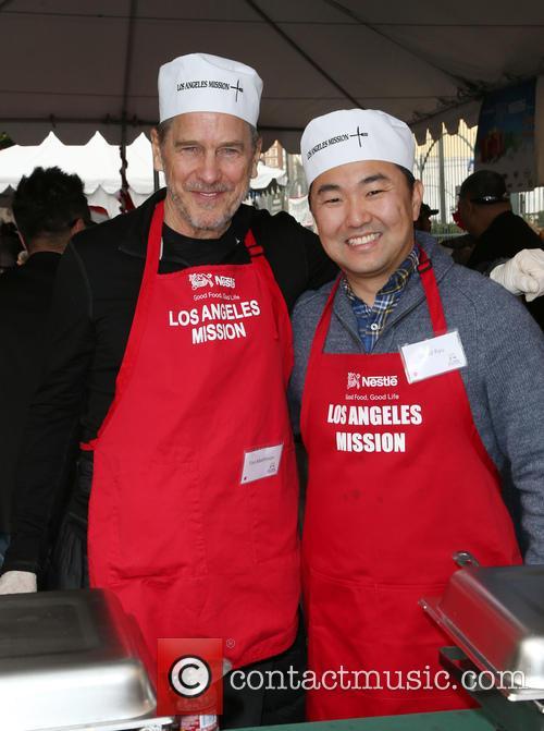 Tim Matheson and David Ryu 2
