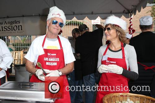 Harry Hamlin and Lisa Rinna 7