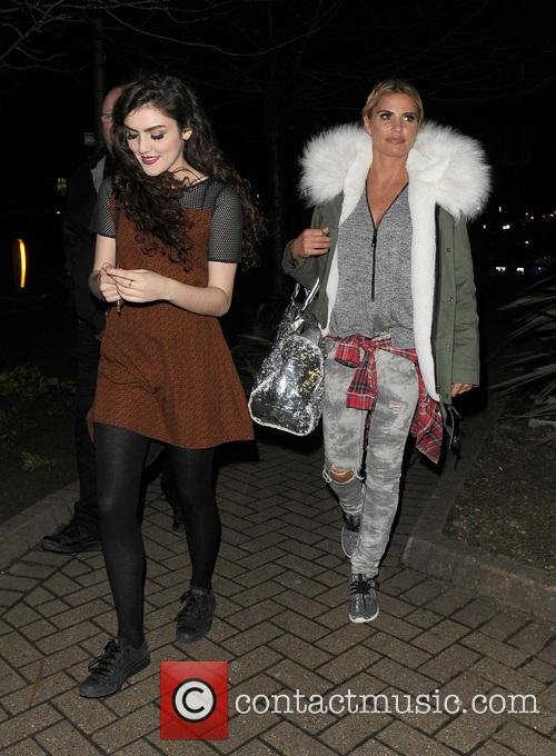 Carla Nella and Katie Price 7