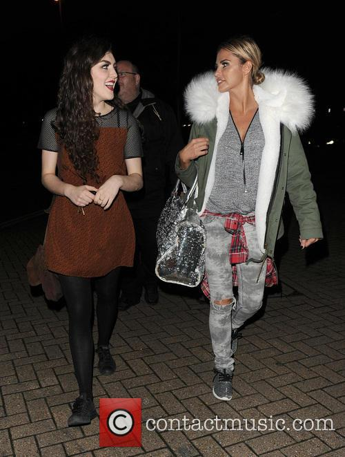 Carla Nella and Katie Price 10