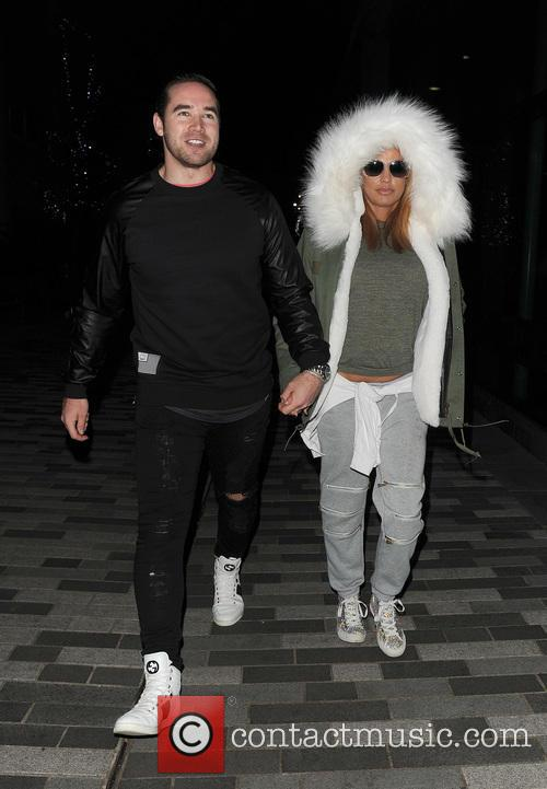 Kieran Hayler and Katie Price 5