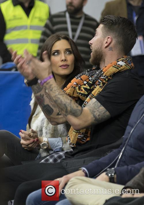 Sergio Ramos and Pilar Rubio 4