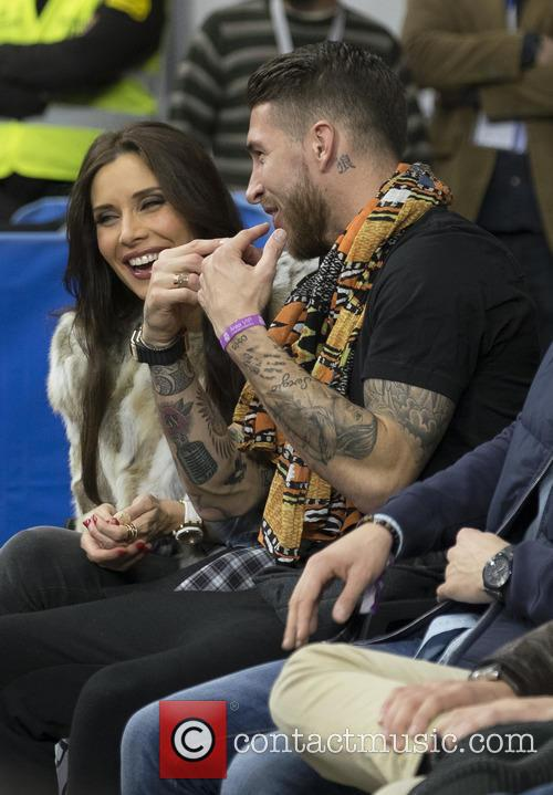 Sergio Ramos and Pilar Rubio 5