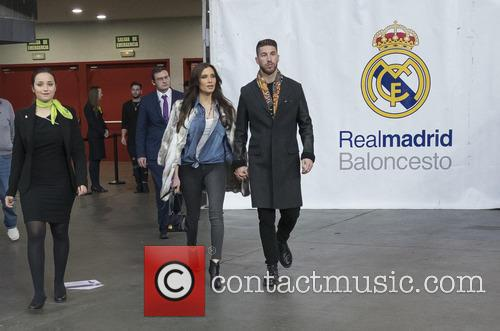 Sergio Ramos and Pilar Rubio 6