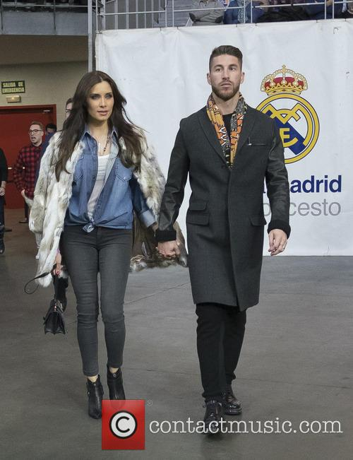 Sergio Ramos and Pilar Rubio 7