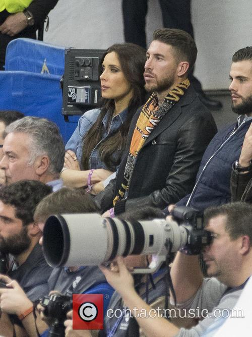 Sergio Ramos and Pilar Rubio 9