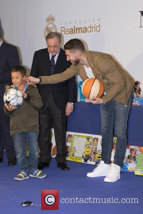 Real Madrid and Sergio Ramos 3