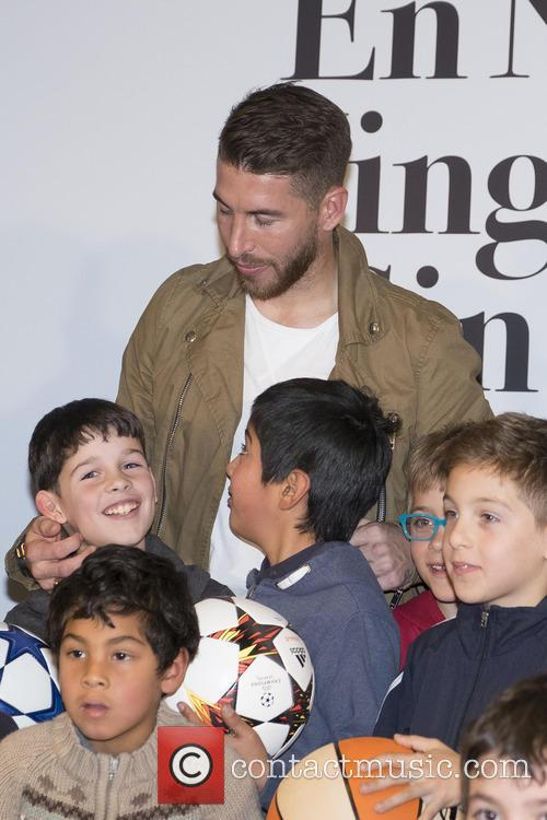 Real Madrid and Sergio Ramos 4