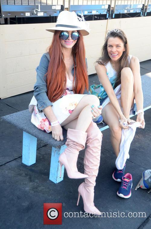 Phoebe Price and Alicia Arden