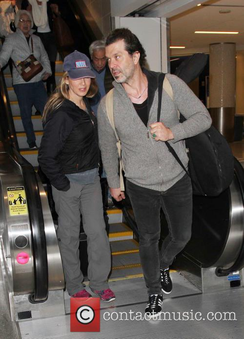 Renée Zellweger and Doyle Bramhall 3