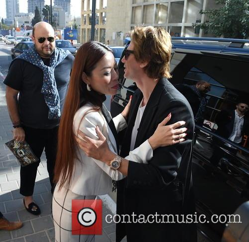 Jonathan Cheban and Naomi Hurvitz 3