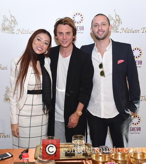 Jonathan Cheban and Naomi Hurvitz 5