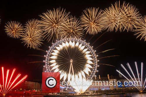 London's New Year's Eve 2016 celebrations
