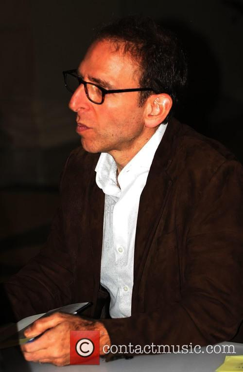 Author Dan Ephron