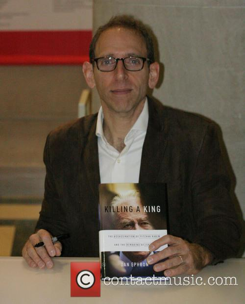 Author Dan Ephron 8