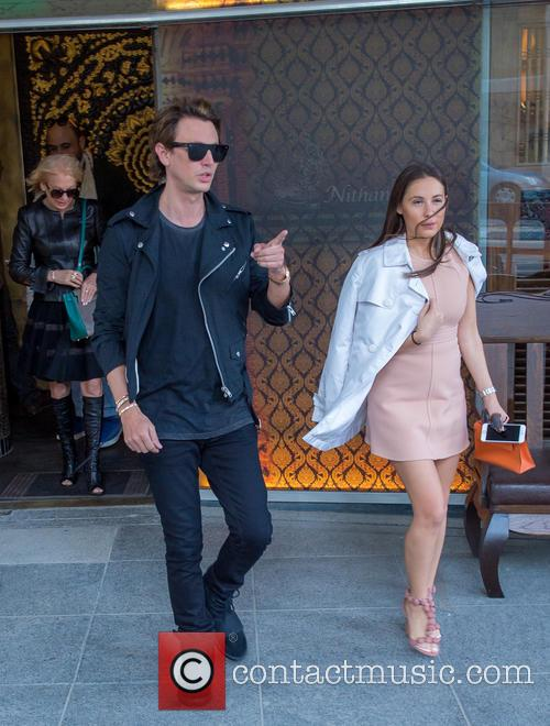 Jonathan Cheban and Anat Popovsky 2