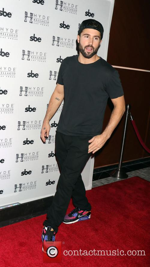 Brody Jenner at Hyde Nightclub