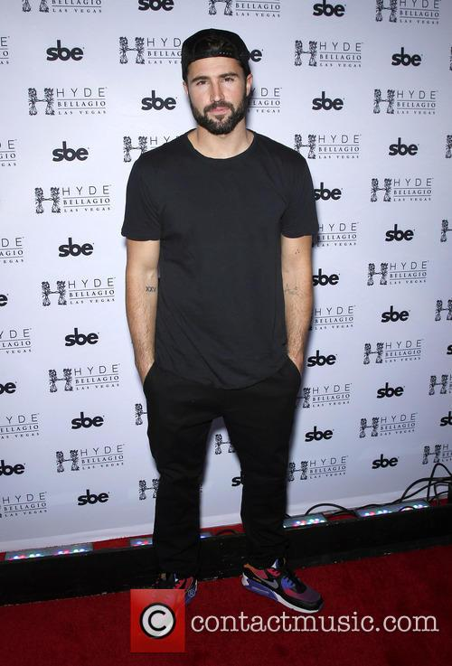 Brody Jenner at Hyde Bellagio