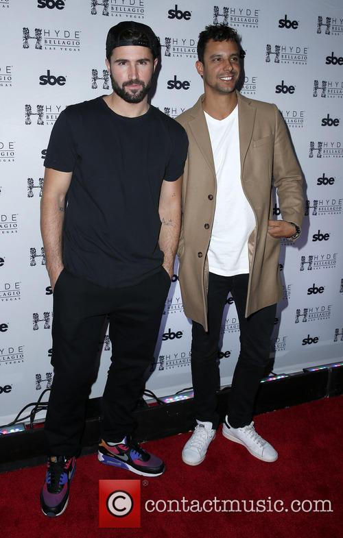 Brody Jenner and Devon Lucien 3