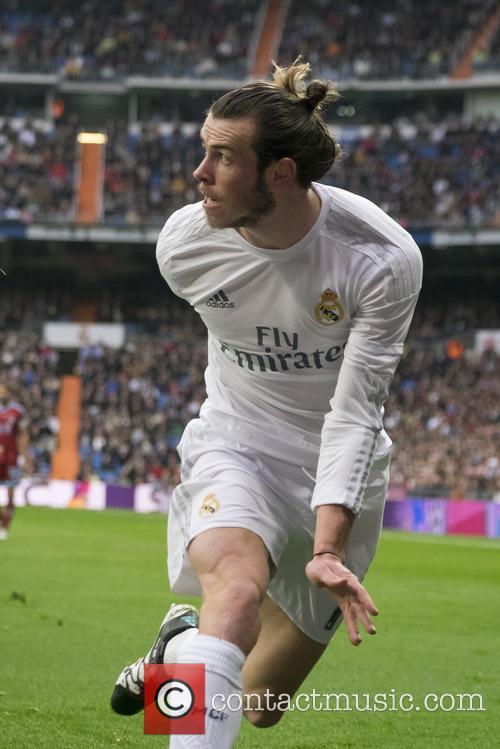 Real Madrid CF vs. Real Sociedad football match