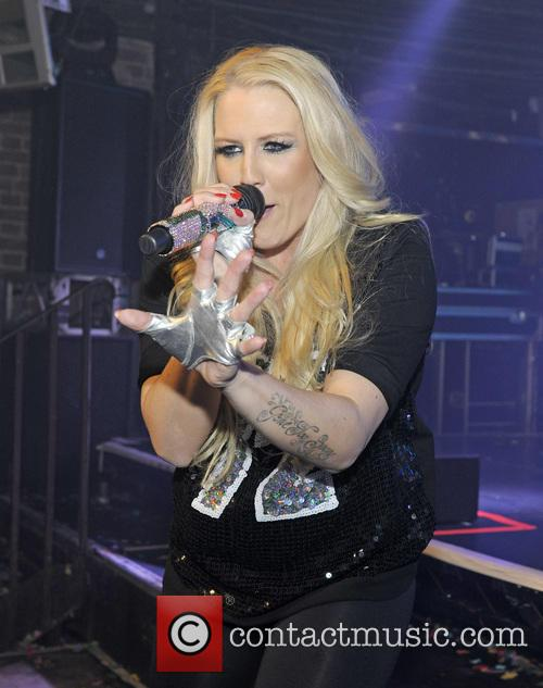 Natalie Horler and Cascada 4