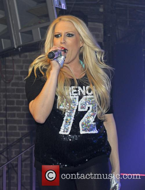 Natalie Horler and Cascada 5