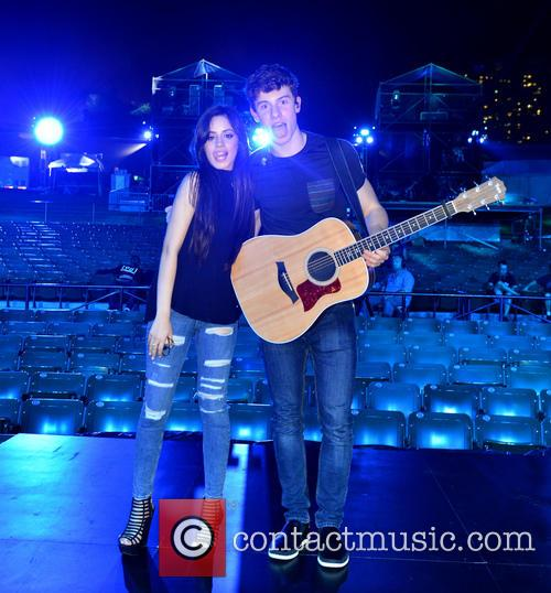 Camila Cabello and Shawn Mendes 1