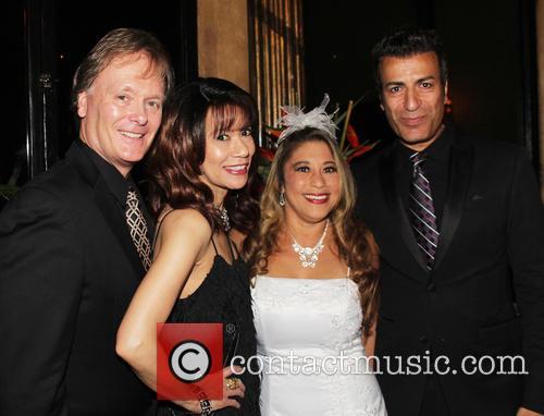 Kenneth Downey, Angela Downey, Jenna Urban and Medi Em 1