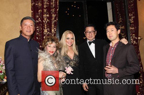 Mahin Karimi Hakak, Anolan Dragitsch, Shawn Chou, Andrew Wong and Andrew Chu 1