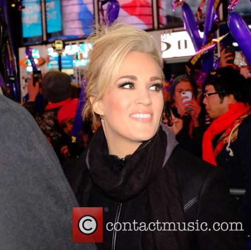 Jessie J, Jenny Mccarthy, Vanilla Ice, Wiz Kalif, Carrie Underwood and Ryan Secreast 10