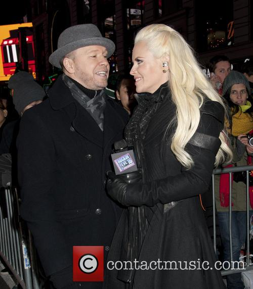 Donnie Wahlberg and Jenny Mccarthy 3