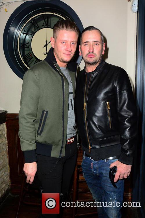 Guest, Fat Tony and (dj) 1