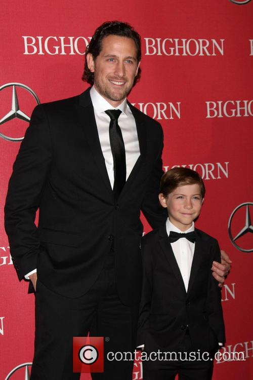 Jacob's Father and Jacob Tremblay 1