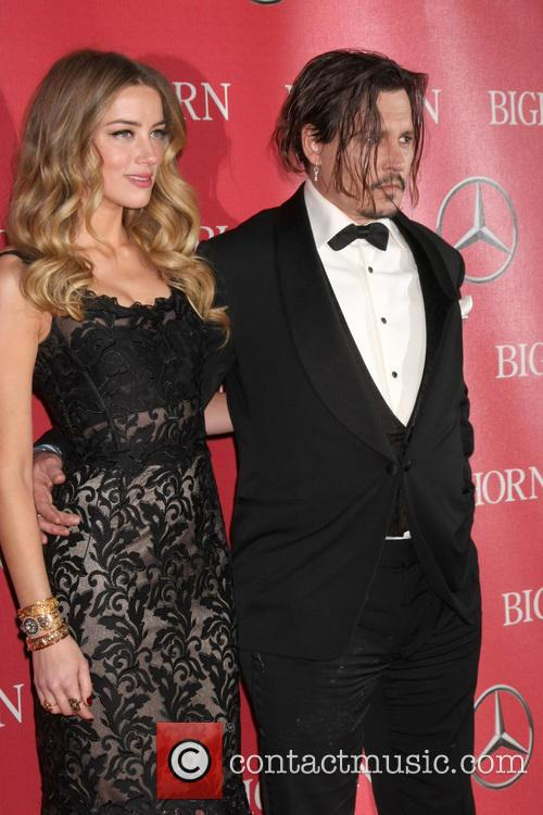 Amber Heard and Johnny Depp 9