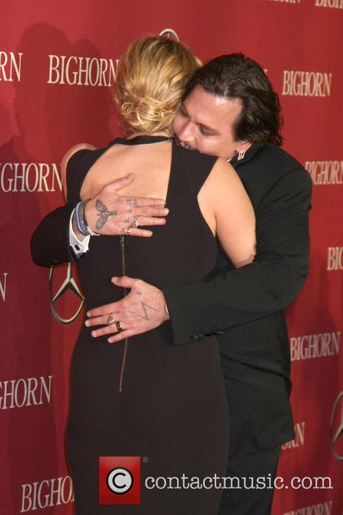 Kate Winslet and Johnny Depp 7