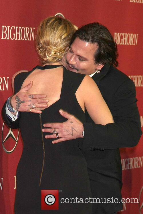 Kate Winslet and Johnny Depp 8