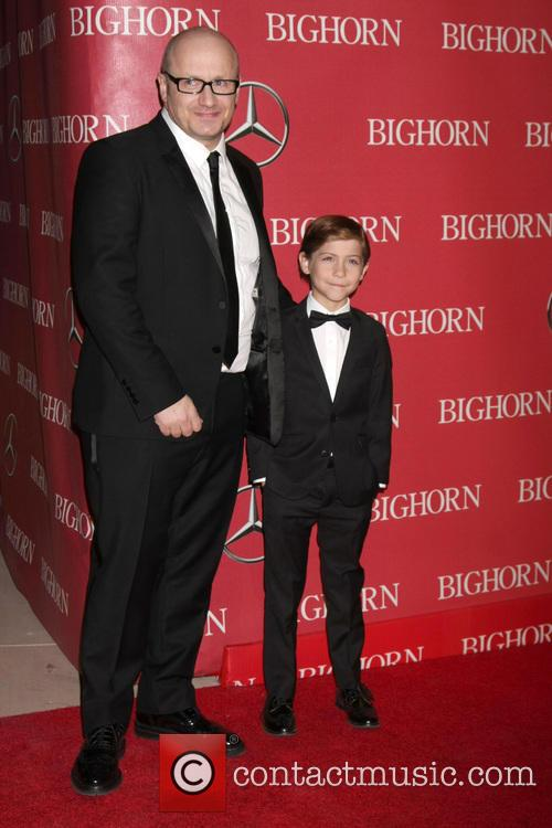Lenny Abrahamson and Jacob Tremblay 1