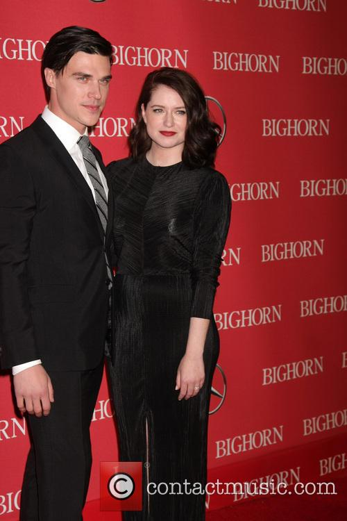 Finn Wittrock and Sarah Roberts 3
