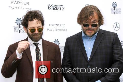 Charlie Kaufman and Jack Black 3