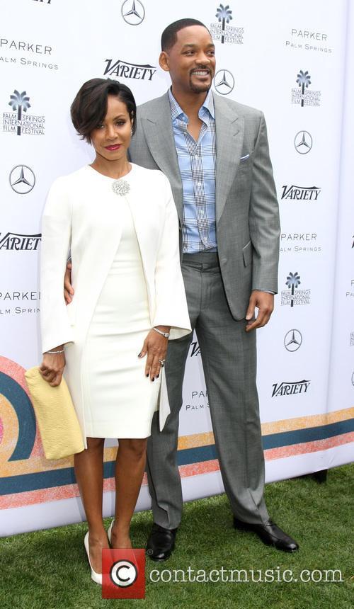Jada Pinkett Smith and Will Smith 5