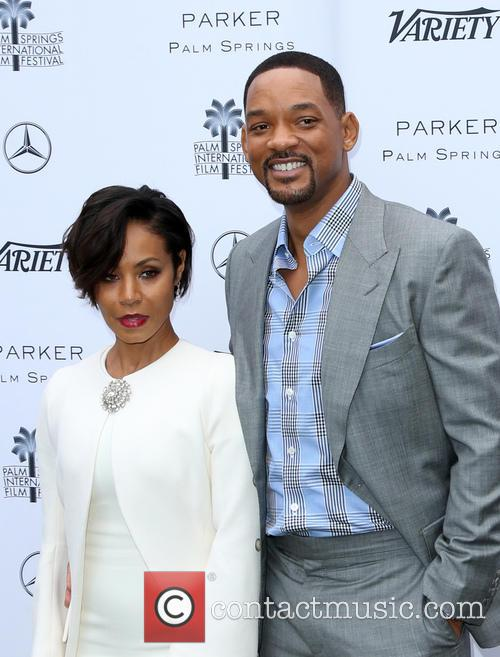 Jada Pinkett Smith and Will Smith 1